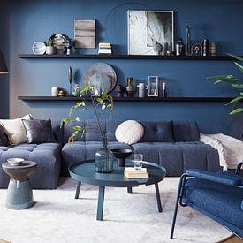 Kundenfoto: Muster durch Zerfall von Monique van Velzen, auf leinwand