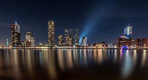 Rotterdam Skyline van