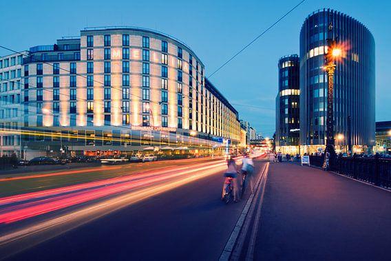 Berlin – Friedrichstrasse / Weidendammer Bridge van Alexander Voss