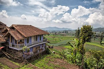 Bandung - Indonesia von Dries van Assen