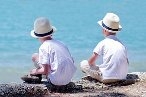 Boys of summer van Helen Smeeman
