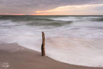 Küste der Ostsee von Tobias Luxberg