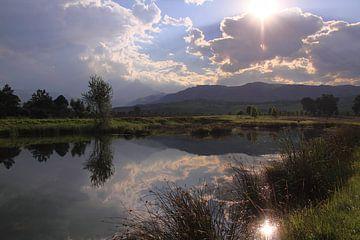 Zuid-Afrikaans landschap van Bobsphotography