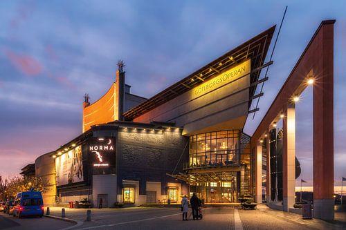 Göteborgs Operan van