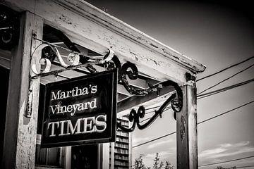 Martha's Vineyard Times sur Alexander Voss