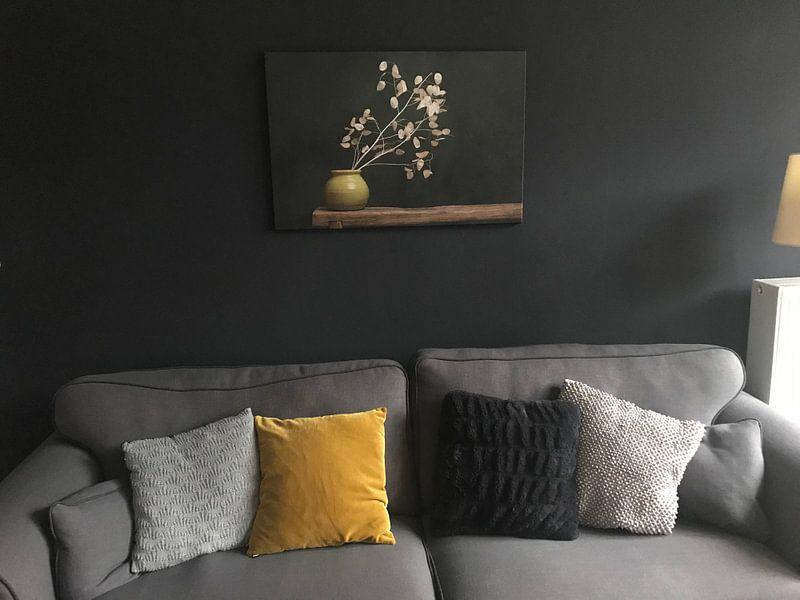 Kundenfoto: Stillleben mit Silberblatt von Joske Kempink