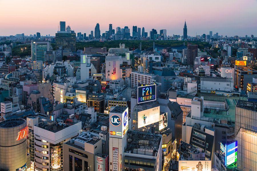 TOKYO 23 van Tom Uhlenberg