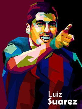 Luis Suarez WPAP van miru arts
