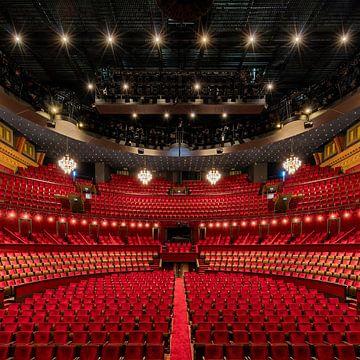 Theatersaal Carré Amsterdam von Rob van Esch