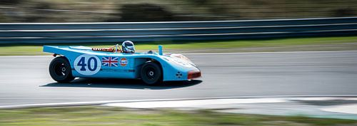 Porsche 908/03 Spider uit 1970 van