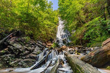 Mingo Falls von Vincent van den Hurk