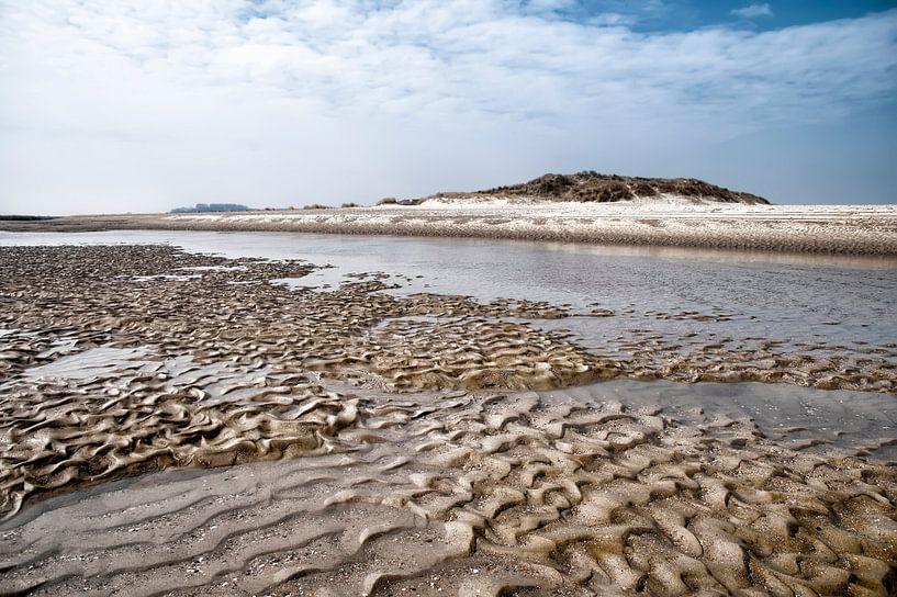 Strand Cadzand van Ellen Driesse
