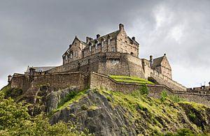 Het kasteel van Edinburg van Jan Kranendonk