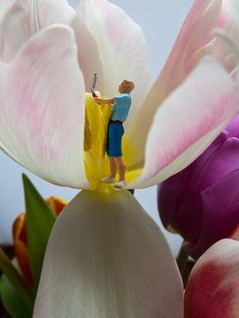 Snoeien doet bloeien van Sandra Perquin