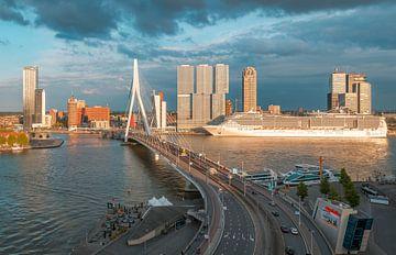 De havenstad Rotterdam van Arisca van 't Hof