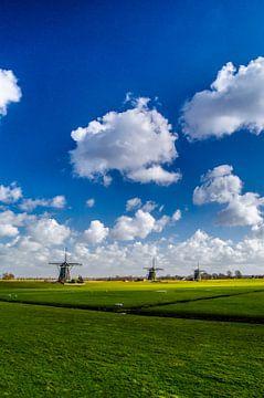 Les trois usines à Leidschendam sur Ricardo Bouman