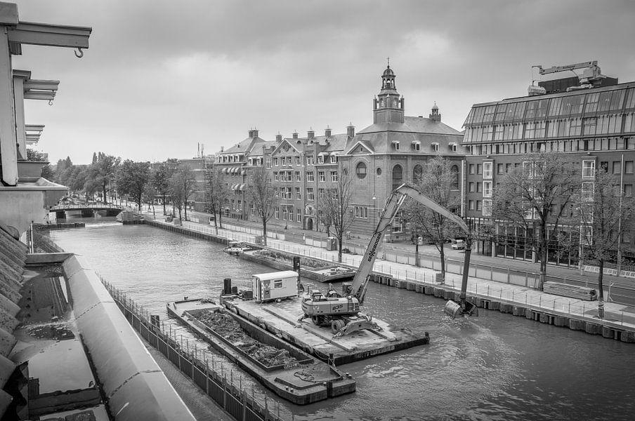 Ruysdaelkade - Boerenwetering van Hugo Lingeman