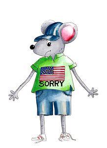 Maus entschuldigt sich für Amerika