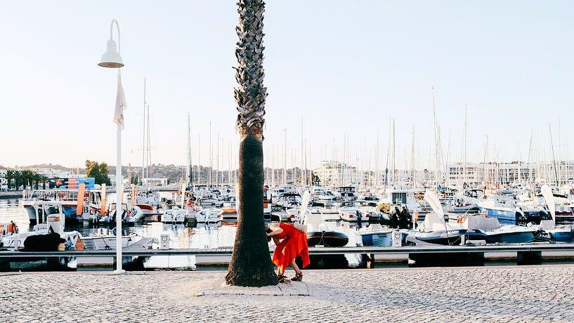 Das rote Kleid von Heiko Westphalen