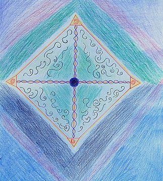 Soothing Chaos van Parallel Dream Art