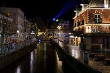 Leeuwarden Cityscape 2 van Marcel Kieffer
