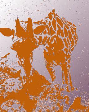 Giraffe van PictureWork - Digital artist