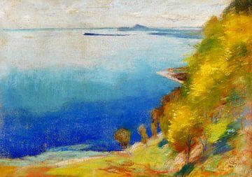 Gardasee (Gardone), LESSER URY, 1900 von Atelier Liesjes