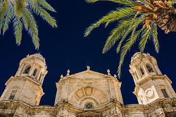 Kathedraal van Cadiz von Harrie Muis