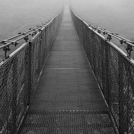 Hängebrücke Nebelwald Costa Rica von Color Square