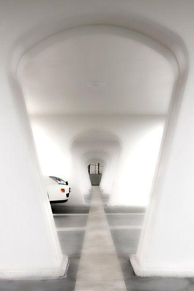 White ending tunnel sur Geert van der Sluis