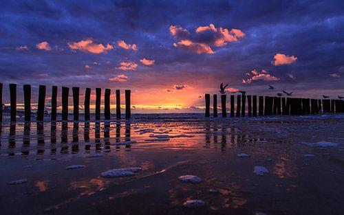Cadzand Sunset 3 van