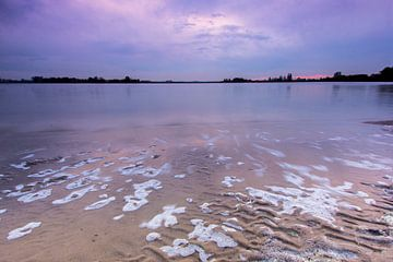 Bad weather beach van Sander Meertins