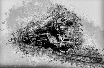 The Train von Robert Stienstra
