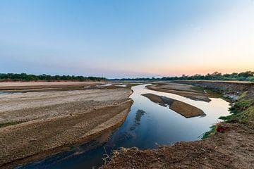 Luangwa Nationaal Park van Marco Kost