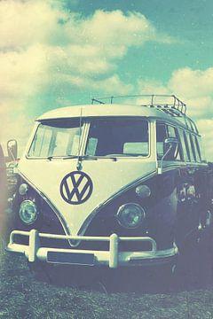 Volkswagen Transporter T1 van Wolbert Erich