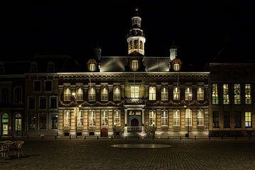 Stadhuis Roermond@night van