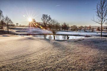 Golfbaan Mergelhof van Rob Boon