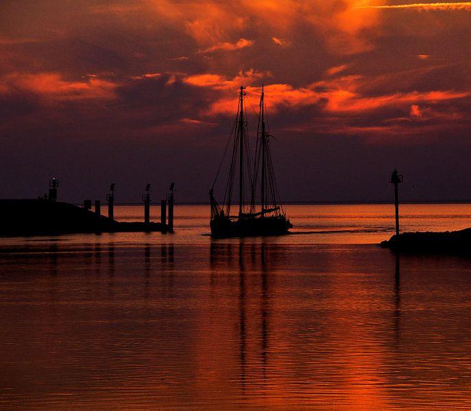 Na de zonsondergang