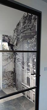 Kundenfoto: Grote Kerk Dordrecht (voorjaar april 1968) von Dordrecht van Vroeger