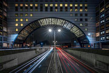 Schnellstraße Den Haag von Dennis Donders
