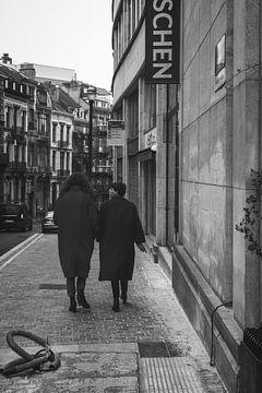 Straten van Brussel von Leopold Höffgen