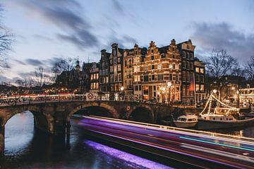 Typisch Amsterdam van MAT Fotografie