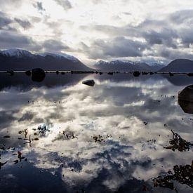 View from Andøya von Jaco Verpoorte