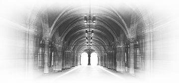 der Tunnel von Arno de Groot