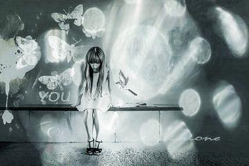Vous n'êtes pas seul... sur Annette Hanl