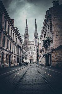 Kerk bordeaux van Bjorn Brekelmans