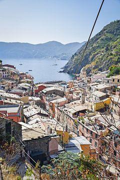 Vernazza, Cinque Terre Italie sur Kramers Photo