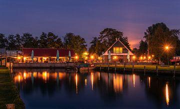 Pavillon de Rietzoom am Zuidlaardermeer von Marga Vroom