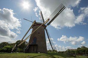 De Windvang molen van Goedereede