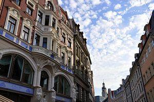 Riga, oude centrum van